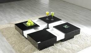 image of unique coffee tables for small spaces