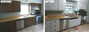 can i paint laminate kitchen cabinets before and after pictures of painted laminate kitchen cabinets re