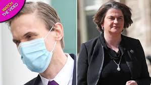 Image captionarlene foster says dr christian jessen's tweet was meant to destabilise me. Christian Jessen Launches Fundraiser To Pay Libel Fee To Arlene Foster After Losing Case Mirror Online