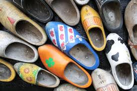 clogs dutch holland netherlands shoes tradition travel walk wooden clogs wooden shoes zaanse schans 4k wallpaper and background