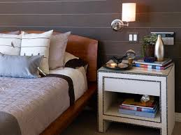 Bedroom Lighting Ideas Lamps Bedroom Reading Lights Hgtv