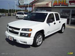 2004 Summit White Chevrolet Colorado LS Crew Cab #16375849 ...