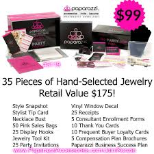 paparazzi accessories 99 starter kit