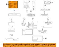 mercedes oem 1999 e320 labels fuse box info label 2105451900 details about mercedes oem 1999 e320 labels fuse box info label 2105451900