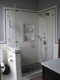 fantastic traditional subway tile bathroom with hex tiles beveled subway tileaster bath with