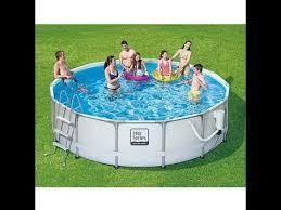 summer waves 14 x42 elite frame pool