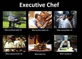 Here's the 'What People Think I Do' Meme, For Chefs | My Style ... via Relatably.com