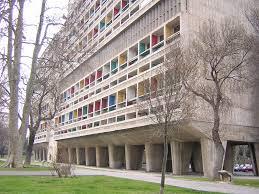 La Cité Radieuse Marseilles1945 52 Architect Le Corbusiers