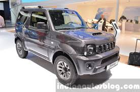 Next-gen Suzuki Jimny to be made-in-India - Report