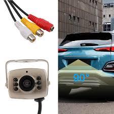 Car Parking Monitor Waterproof <b>170 Degree Car Rear View</b> Camera ...