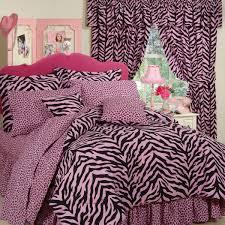 karin maki pink zebra comforter set
