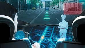 Каким будет автомобиль будущего и как его видят авто производители  электронный помощник для помощи в вождении автомобиля