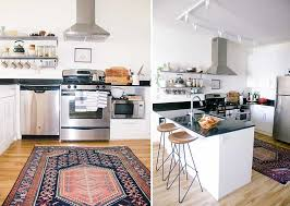Lovely Area Rugs In Kitchen