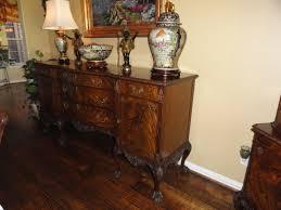 antique dining room suites for sale. romweber chippendale 12 piece dining room suite flame mahogany - for sale antique suites e