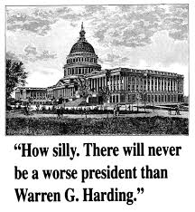 「Coolidge,cleaned up the rampant corruption of the Harding administration」の画像検索結果