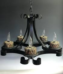 rustic chandeliers diy real candle chandelier lighting architecture hanging tea light country best ideas on