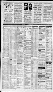 Asbury Park Press From Asbury Park, New Jersey On October 11, 1992 ...