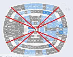 Metlife Stadium Wrestlemania 35 Seating Chart Guide To Where The Pillars Will Be Wrestlemaniaplans