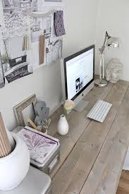 rustic home office desk. cw i love the idea of one long desk table for a home office this wood is lovely ooh combination rustic and modern b e u t f l