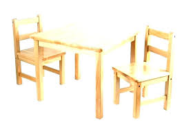 Kids Wooden Table Set Children And Chairs Wood Chair Child Awesome