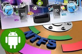 Jak připojit k Androidu disk se souborovým systémem NTFS? [návody]