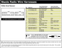 2003 mazda protege5 radio wiring diagram mazda wiring diagrams chevy radio wiring diagram at Radio Wiring Diagram