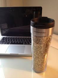 starbucks travel coffee mugs. Wonderful Travel DIY Starbucks Sparkle Travel Mug For Coffee Mugs E