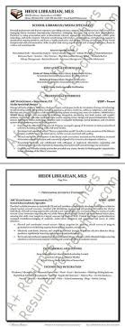 school librarian resume example general counsel resume