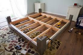 DIY Bed Frame Plans |
