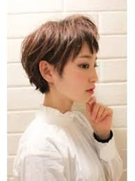 おしゃれショートヘア カット 巻き 3000円税抜 美容室シ
