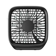 <b>Baseus</b> Foldable <b>Vehicle</b>-mounted Backseat Fan Black | AStore ...