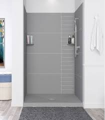 ada solid surface shower wall panel