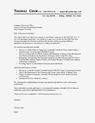 Letter Format Templates Adorable Sample Resume Cover Letter Format Example 48 Relevant Like Samples Of