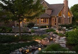 outdoor terrace lighting. Beautify Your Yard With Hardscapes And Outdoor Patios Terrace Lighting