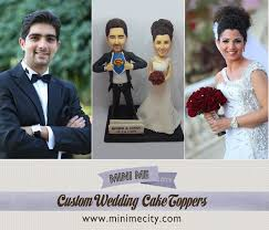 56 best christmas wedding cake toppers images on pinterest Wedding Cake Toppers Brisbane Queensland custom wedding cake toppers this listing includes by minimecity Romantic Wedding Cake Toppers
