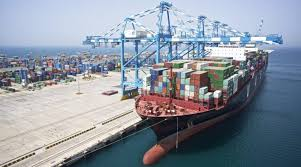 port company color chart contractor selected for abu dhabi port expansion meed