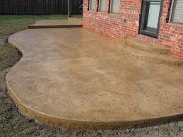 stained concrete patio. Interesting Patio Impressive On Stained Concrete Patio Ideas  2015 Outdoor Design And Intended P