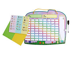 Yoyoboko Ele Fun Star Chart Premium Magnetic Reward Responsibility And Good Behavior Board