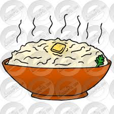 mashed potato clipart. Contemporary Potato Mashed Potatoes Picture For Classroom Inside Potato Clipart H