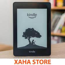 Máy đọc sách Kindle Paperwhite 4 - Gen 10 - 2019 (Kindle Paperwhite 4 E- reader Amazon - Gen 10) - Màn hình 6 inch chống chói lóa - Bảo hành 12  tháng - 3.190.000 VNĐ - TÔI BÁN HÀNG HIỆU