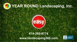 lawncare ad complete lawn care landscaping service year round landscaping