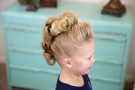 Cute Hairstyles For Dance