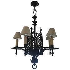 viyet designer furniture lighting 20th century lighting plaza spanish style chandelier