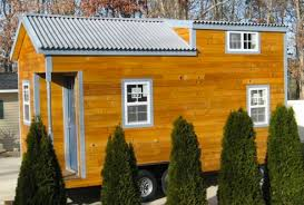 Small Picture Custom Tiny House on Wheels 8x20 For Sale in NJ
