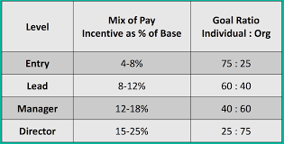 Short Term Incentive Plan Design The 5 Elements Of A Good Incentive Plan