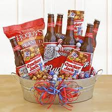 budweiser gift basket from california delicious