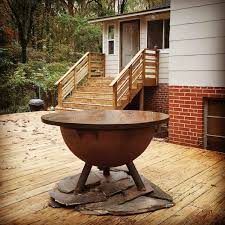 Fire Pit Care Custom Fire Pits Custom Fire Pit For Sale Made To Last Forever