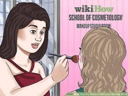 image led get a job as a mortuary makeup artist step 6