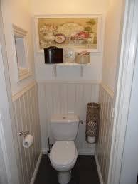 E  Vintage Toilet Decoration Bohemian Bathroom