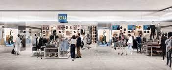 Gu 大型 店